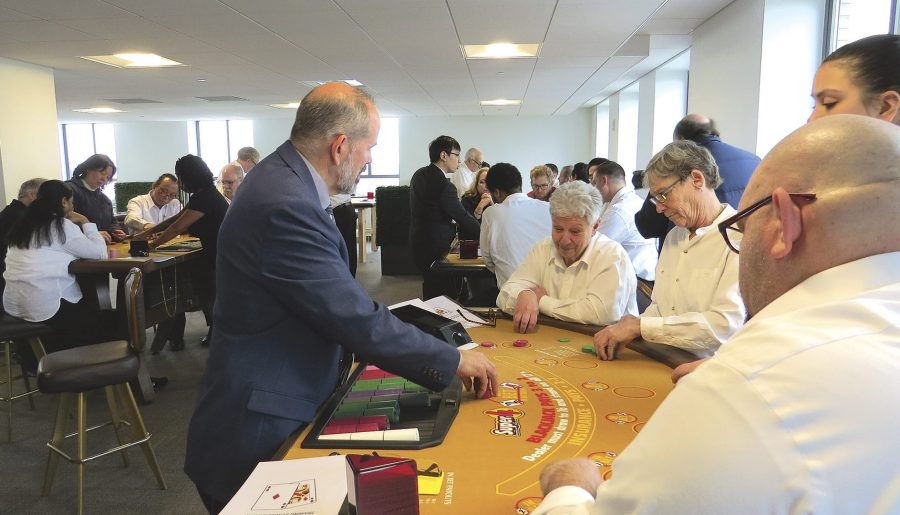 Massachusetts Starts New Blackjack Dealer Courses